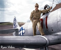 Unk Pilot, WWII