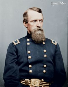Major General, David Birney (1865 est.)