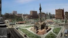 Public Square, Cleveland 1907